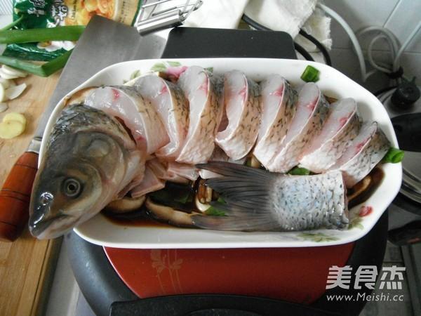 清蒸鱼怎么炒