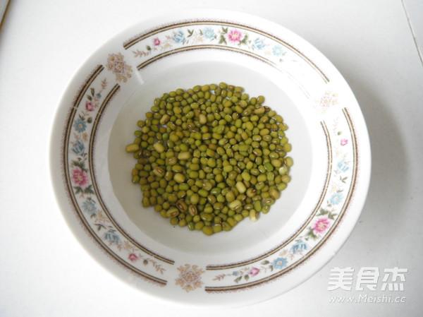 百合绿豆粥的做法图解