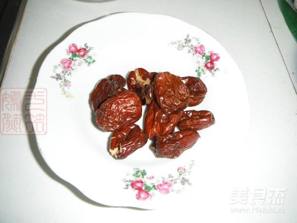 枣香红豆馅的做法图解