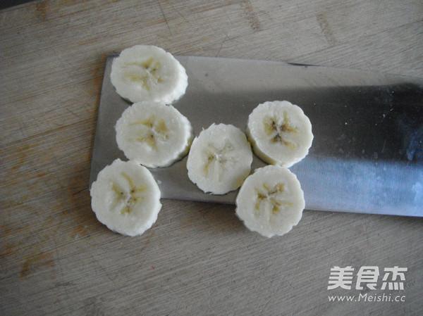 香蕉蛋挞的做法大全