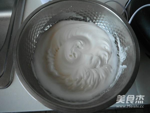 酸奶蛋糕的步骤