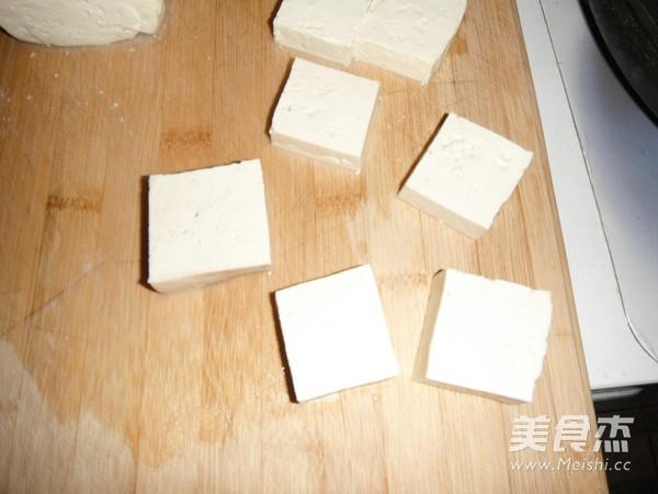 自制冻豆腐的家常做法