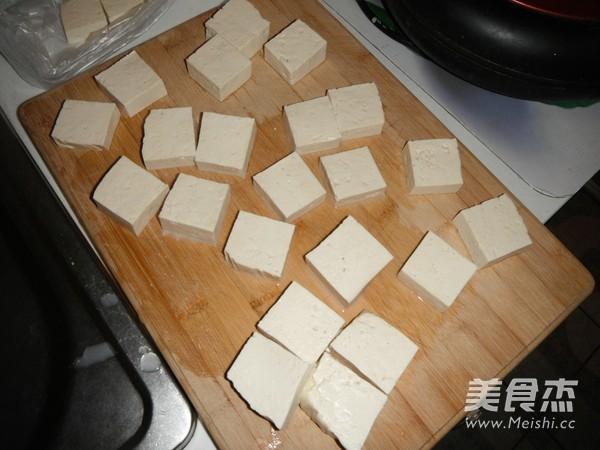 自制冻豆腐的简单做法