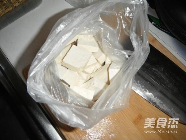 自制冻豆腐怎么吃