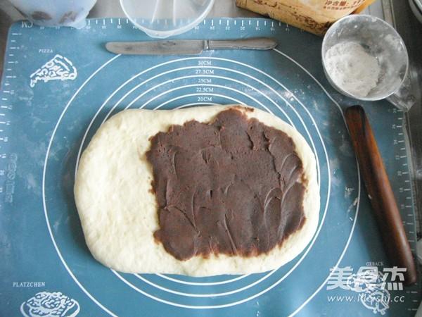 奶香红豆沙吐司怎么做