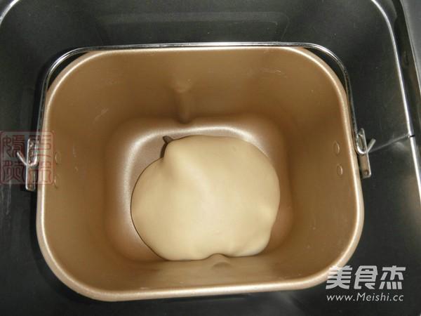 奶香小面包的简单做法