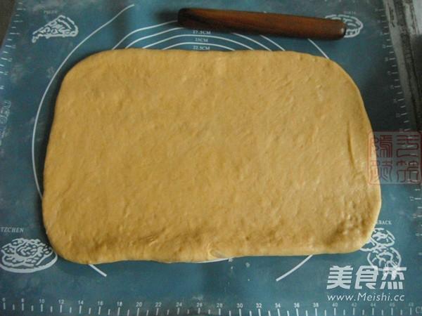 南瓜椰蓉面包卷怎么吃
