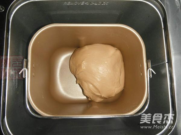 纯牛奶红糖吐司的家常做法