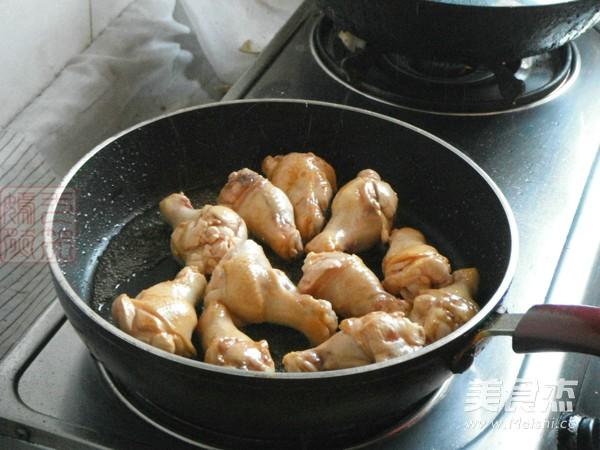 酱鸡翅根的简单做法