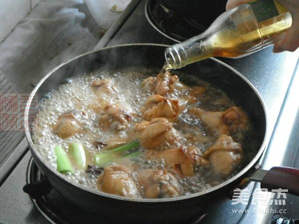 酱鸡翅根怎么煮