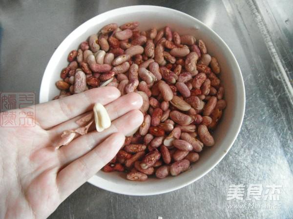 桂花红芸豆馅的做法图解