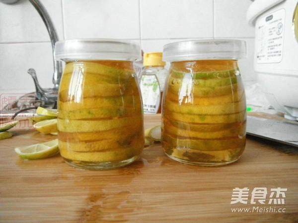 蜂蜜柠檬茶怎么吃