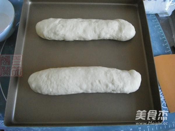 综合果干面包的步骤