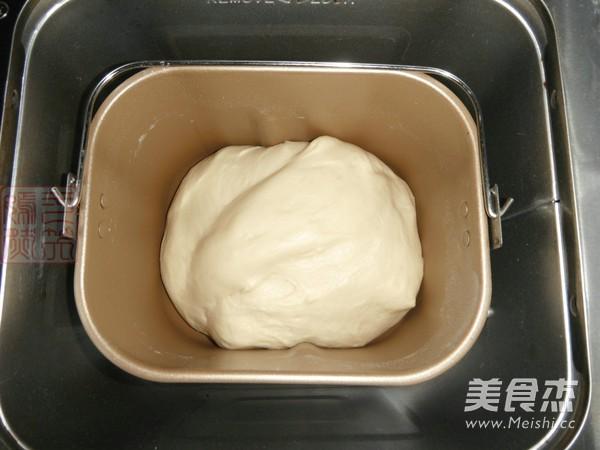 汤种椰蓉排包怎么吃