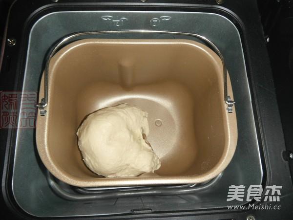 简易热狗面包的做法图解