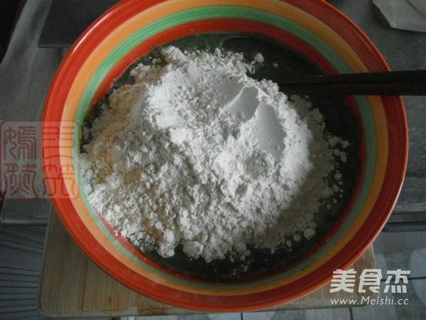 翡翠煎饺的家常做法