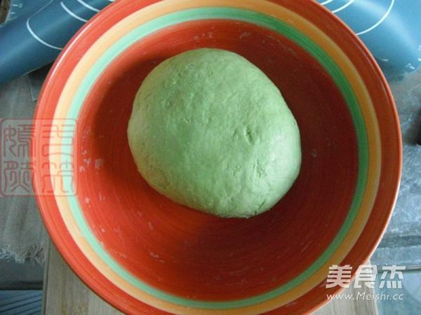 翡翠煎饺的简单做法