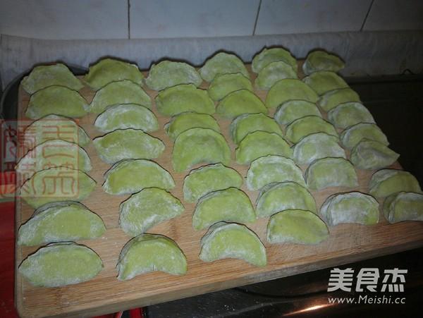 翡翠煎饺怎样煸