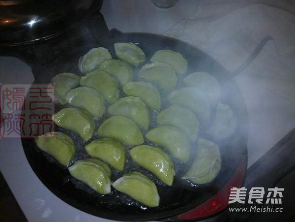 翡翠煎饺怎样炒