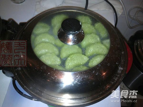 翡翠煎饺怎样煮