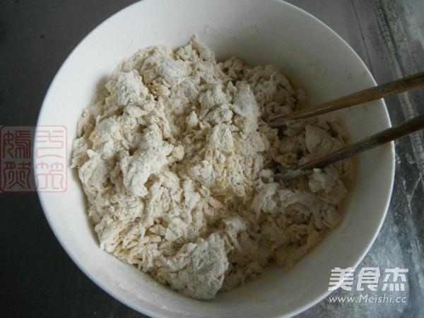 玉米豆沙包的家常做法
