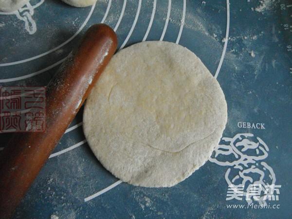 玉米豆沙包怎么做