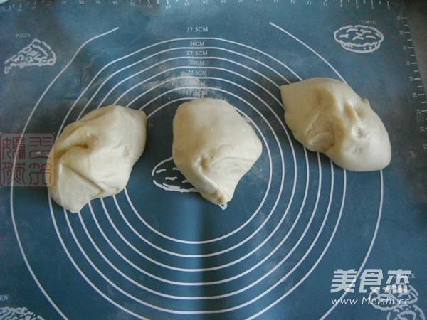 淡奶油蜜红豆吐司怎么吃