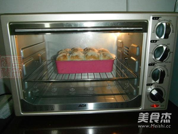 蓝莓酥粒面包怎样炒
