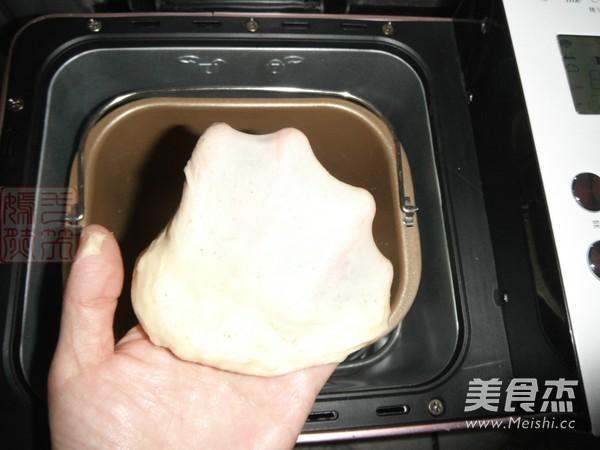 全麦淡奶油椰蓉吐司的简单做法