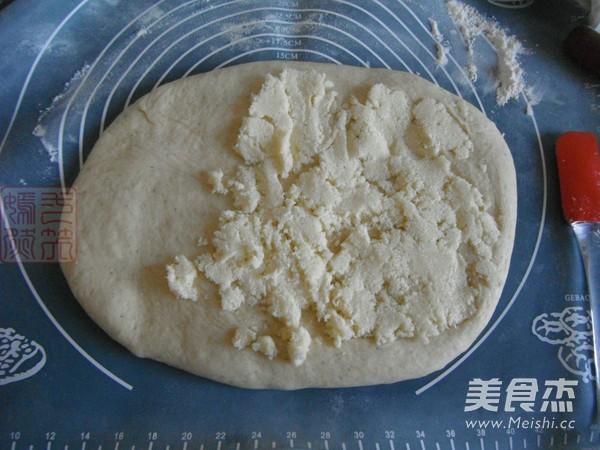 全麦淡奶油椰蓉吐司怎么煮