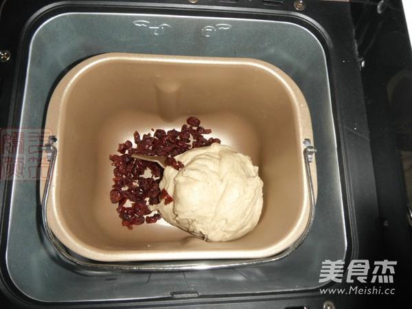 全麦蔓越莓酥粒面包怎么吃