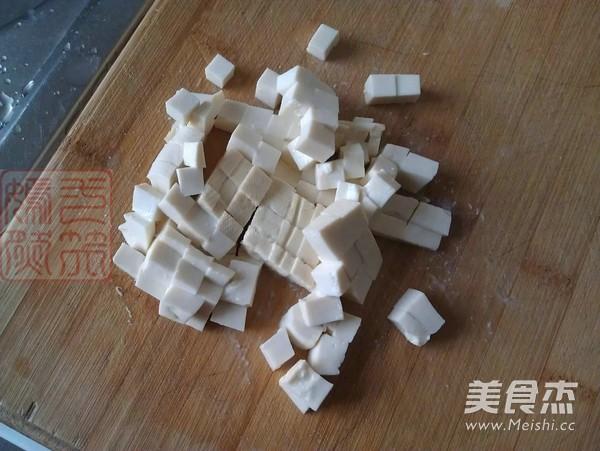 香葱豆腐煎蛋的做法图解