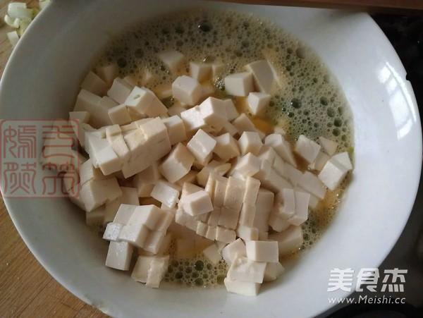 香葱豆腐煎蛋怎么吃