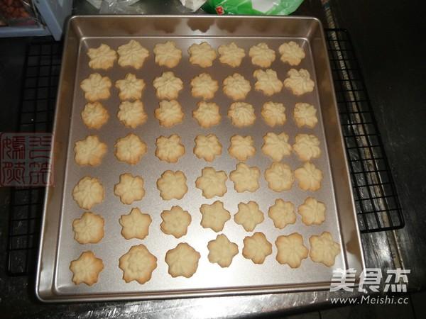 樱花曲奇饼干怎样做