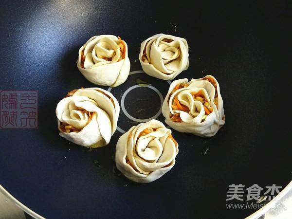 霸王超市 玫瑰煎饺怎样炒
