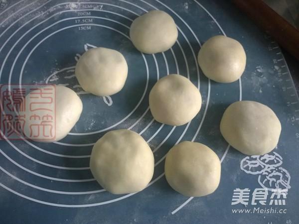绿豆饼的制作
