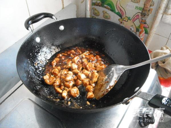 酱爆鸡丁怎么煮