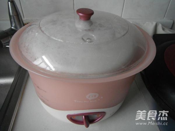 百合绿豆粥怎么做