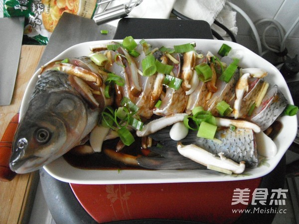 清蒸鱼怎么煮