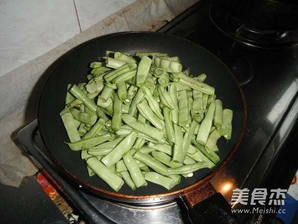 干煸芸豆的做法图解