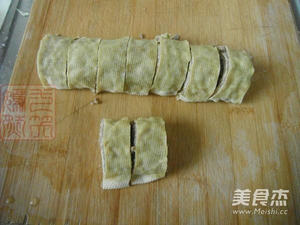 豆腐皮蒸肉卷怎么煮