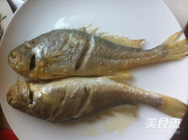 煎蒸小黄鱼怎么煮