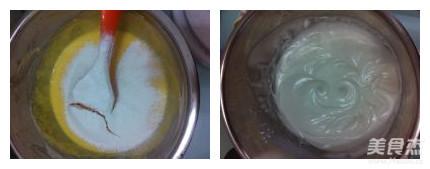 双莓奶酪纸杯蛋糕的家常做法