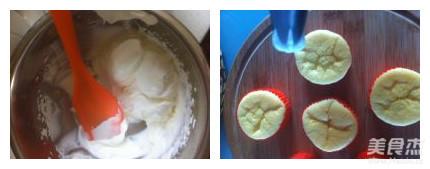 双莓奶酪纸杯蛋糕怎么煮
