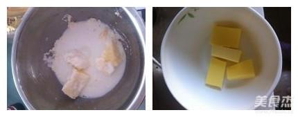 双莓奶酪纸杯蛋糕的做法大全