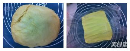 羊角甜甜圈的做法图解