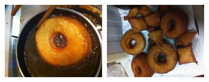 羊角甜甜圈怎么煸