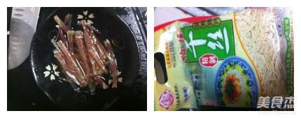 大煮干丝的家常做法
