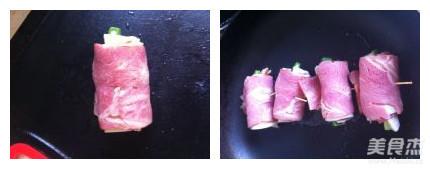 杏鲍菇培根卷怎么吃