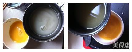 海参茶碗蒸的家常做法
